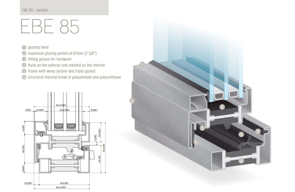 EBE - Steel Windows and Doors